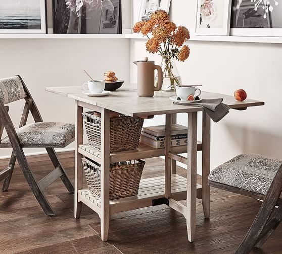 The Alice Gateleg Table Has All The Functionality And Vintage