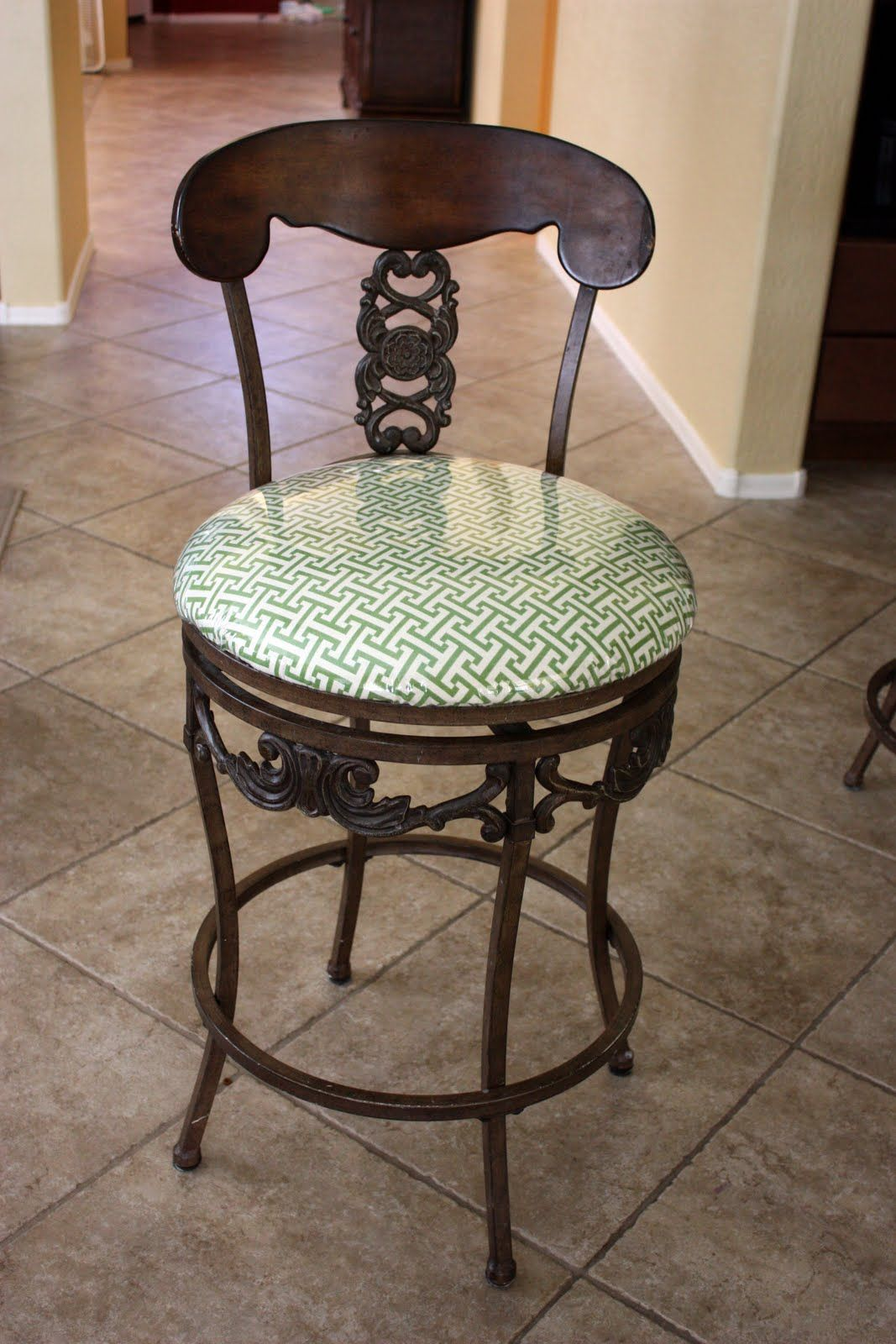 Recovered Bar Stools With Images