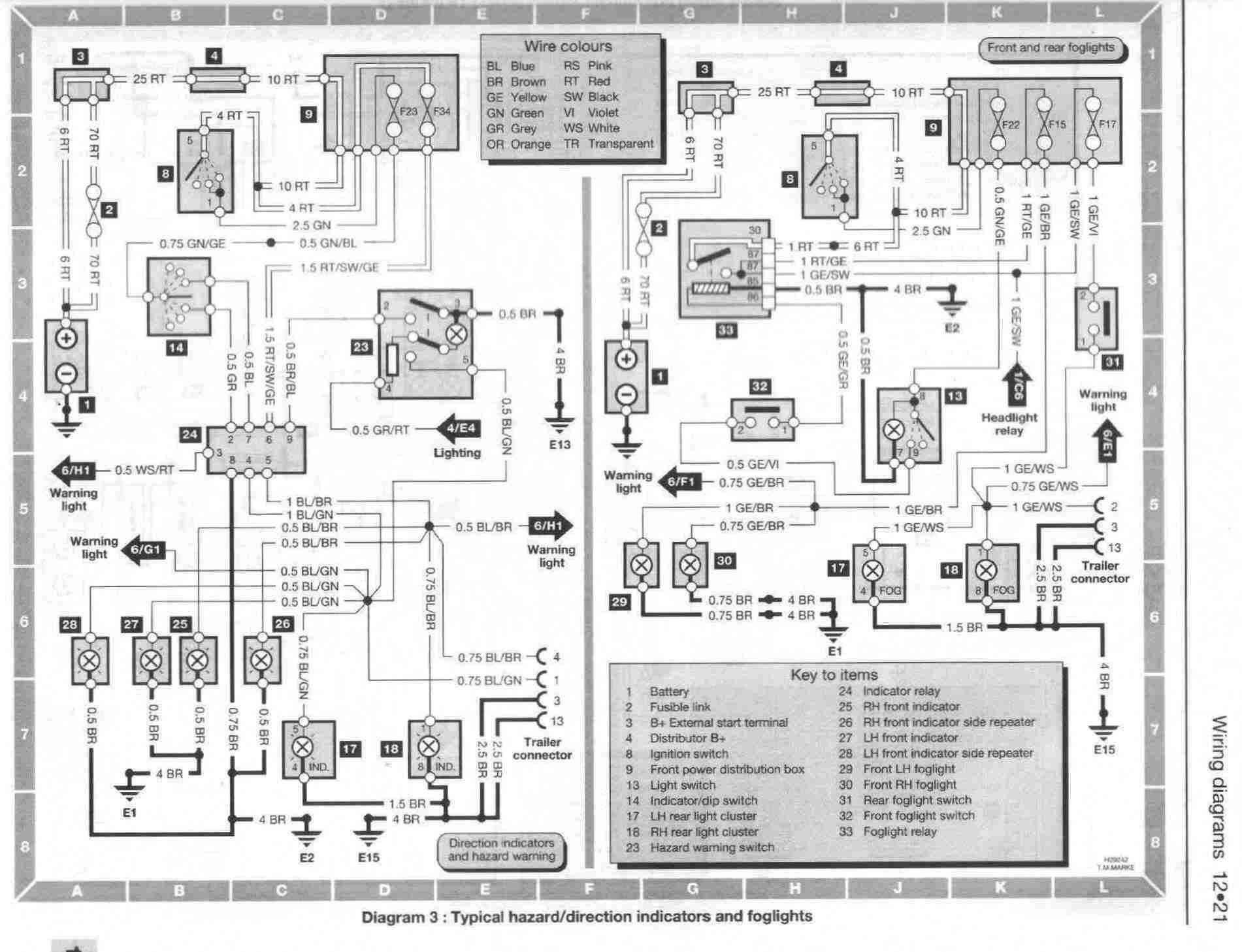 New Wiring Diagram for Bmw E46