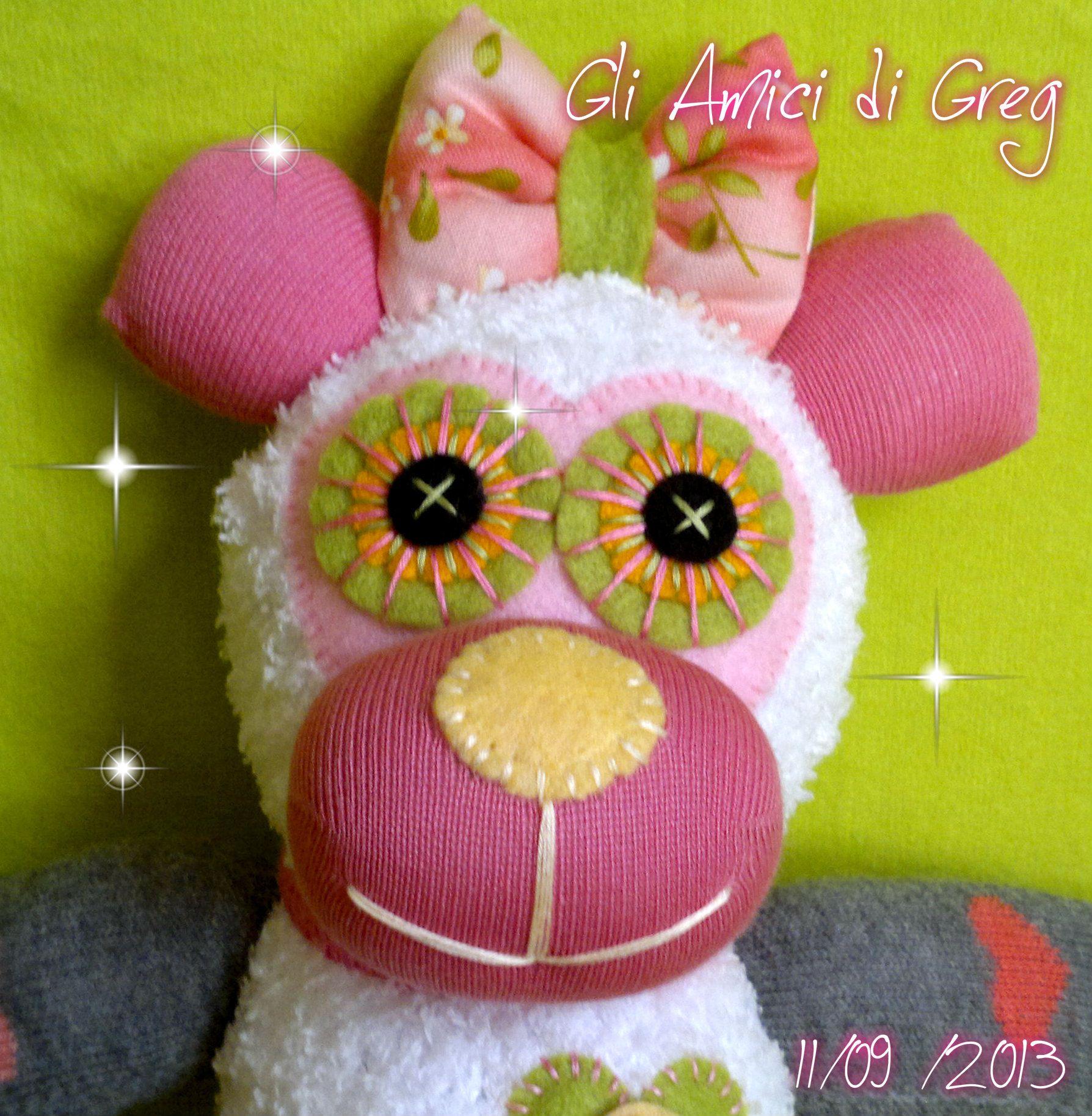 Pupazzetta pecorella :-)