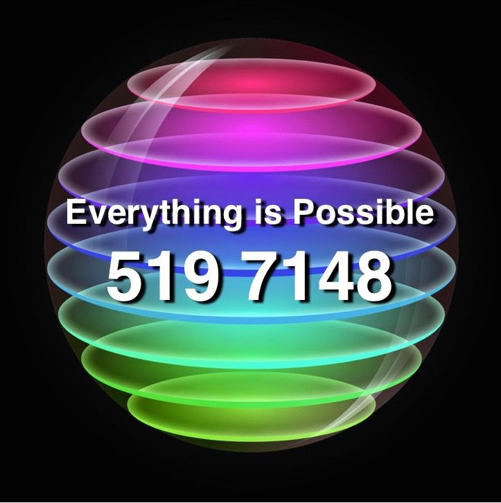 Grabovoi everything is possible number sequence healing