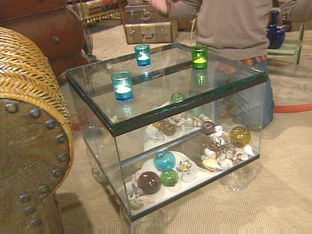 Trash To Treasure Old Fish Tanks Archive Home Garden