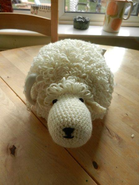 Sheep teacosy