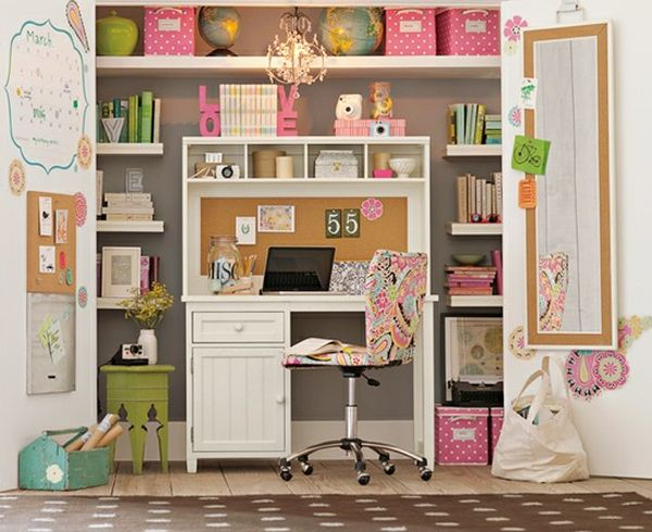 10 Best Kids Closet Design With Colorful Variation