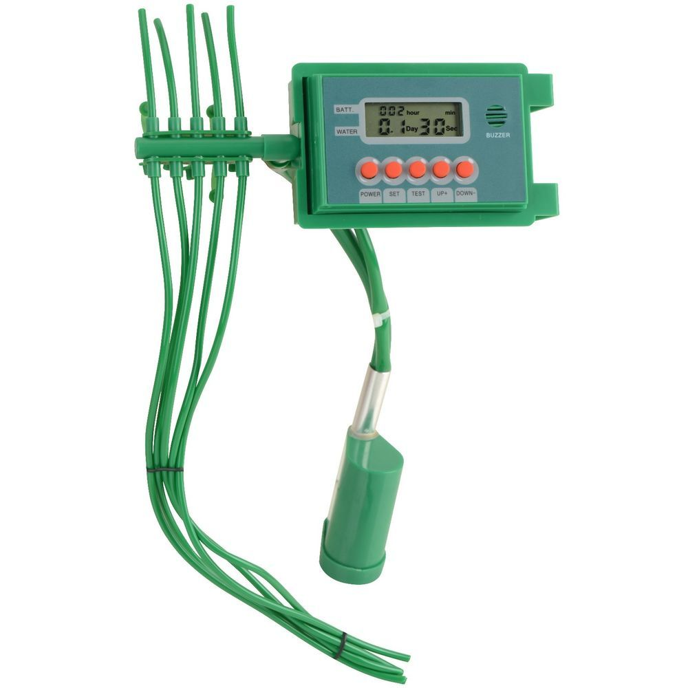 Automatic Micro Home Drip Irrigation System Sprinkler 400 x 300