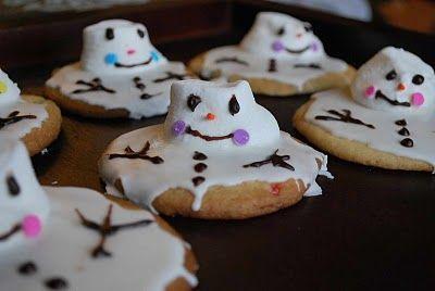 Pin By Stephanie Boedigheimer On Christmas Snowman Cookies