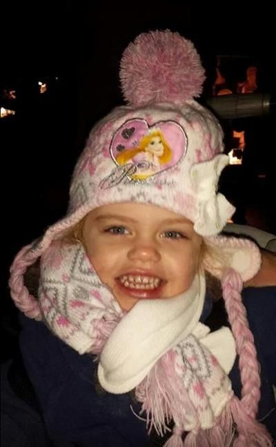 Devastating diagnosis for brave tot Matilda