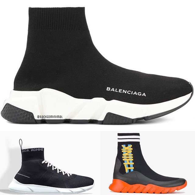 353c719f1cc38 Can Fendi ( 750) or Dior ( 680) new shoes compete with the Balenciaga