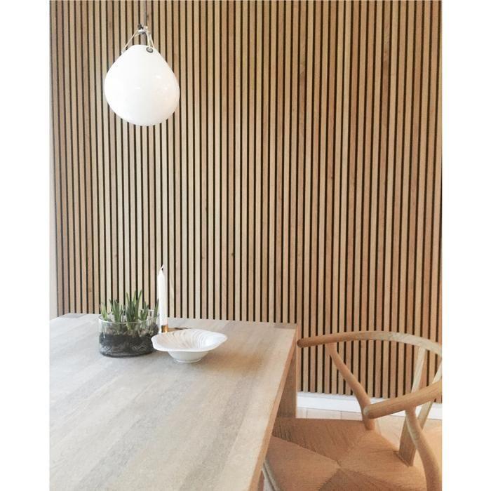 Acupanel Natural Rustic Oak Acoustic Wood Panel