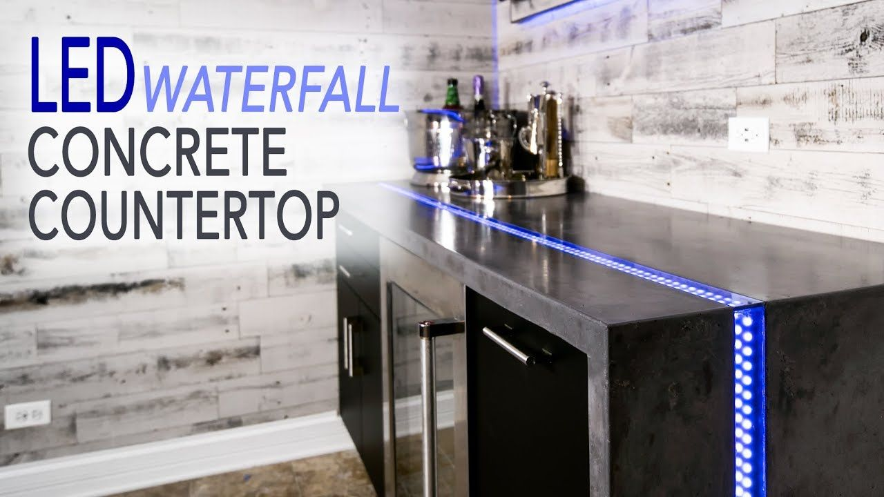White Concrete Countertops With Gl Mycoffeepot Org