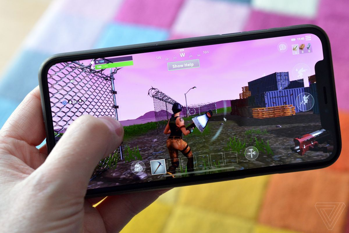 Fortnite is now open to everyone on iOS Fortnite, Candy