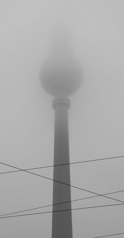 "Fade to Grey (Berlin)    by Federico Faggion  Art Print / MINI (6"" x 10"")    $17.00"