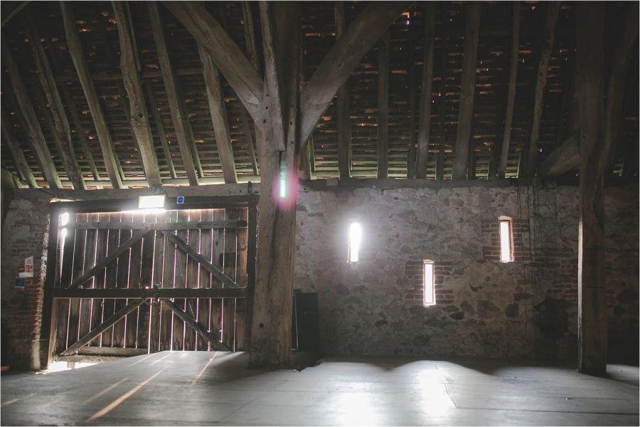 the great barn titchfield