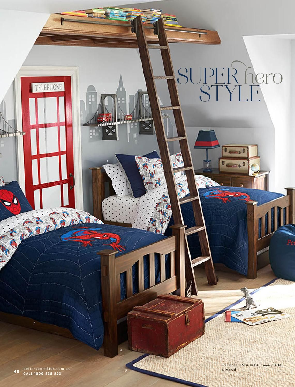 Pottery Barn Kids Australia Spring Catalogue 2014