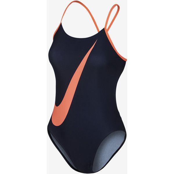 Women's suit - Nike Big Swoosh Cut-Out -