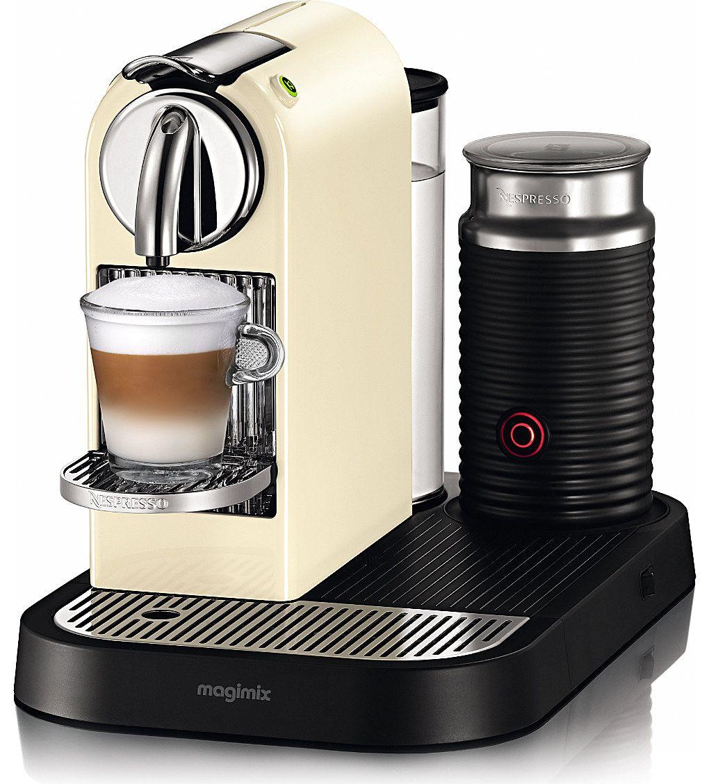 NESPRESSO Magimix Nespresso Citiz coffee & milk machine