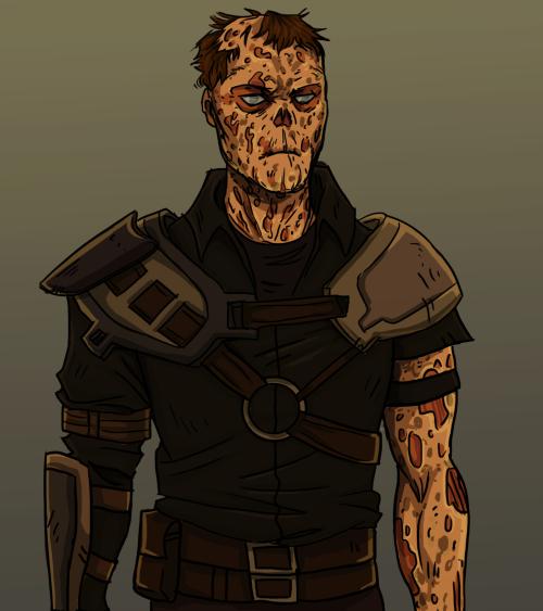 Charon D Fallout Fallout 3 Fallout Art
