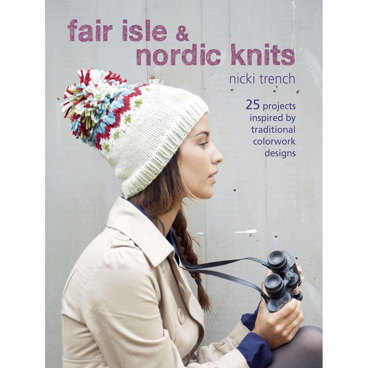 Cico Books-Fair Isle & Nordic Knits | Tejido