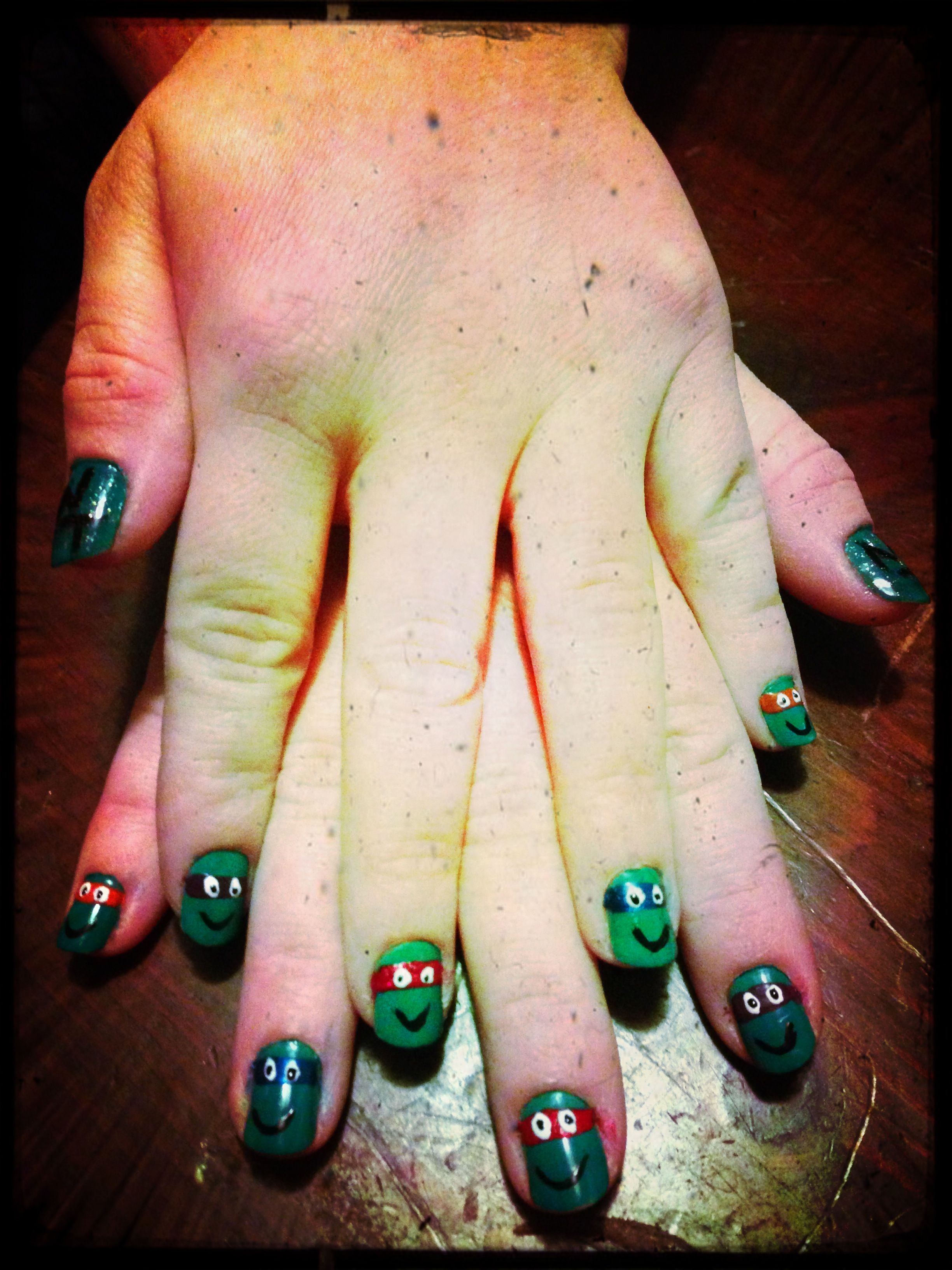 D boy did I luv these nails | Nails | Pinterest