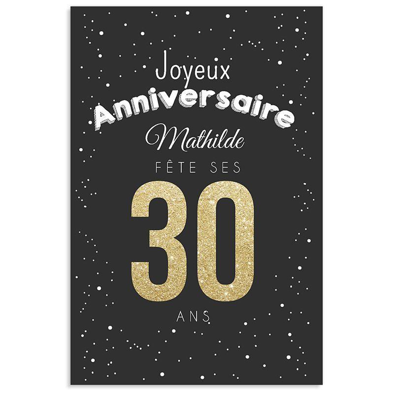 carte invitation anniversaire 30 ans humour my style. Black Bedroom Furniture Sets. Home Design Ideas