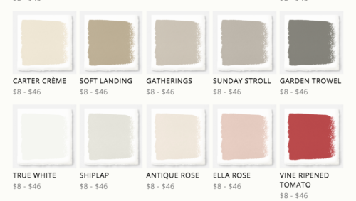 Fixer Upper Joanna Gaines Released A New Line Of Paint And It S Wonderful