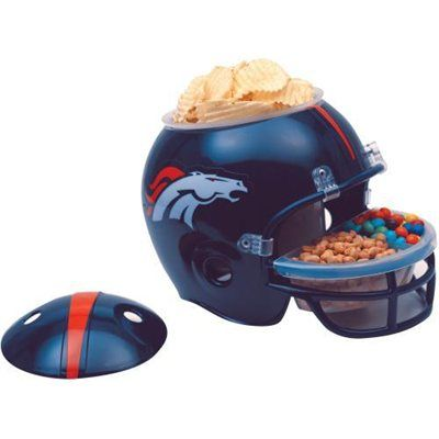 Wincraft Denver Broncos Snack Helmet  4b805373d2d