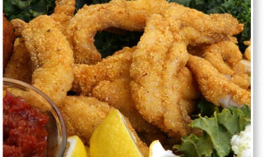 Fried mullet fingers love in the time of cholera fried for Mullet fish recipe