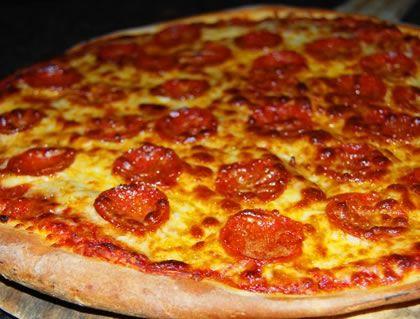 Pizza Dough, Mellow Mushroom