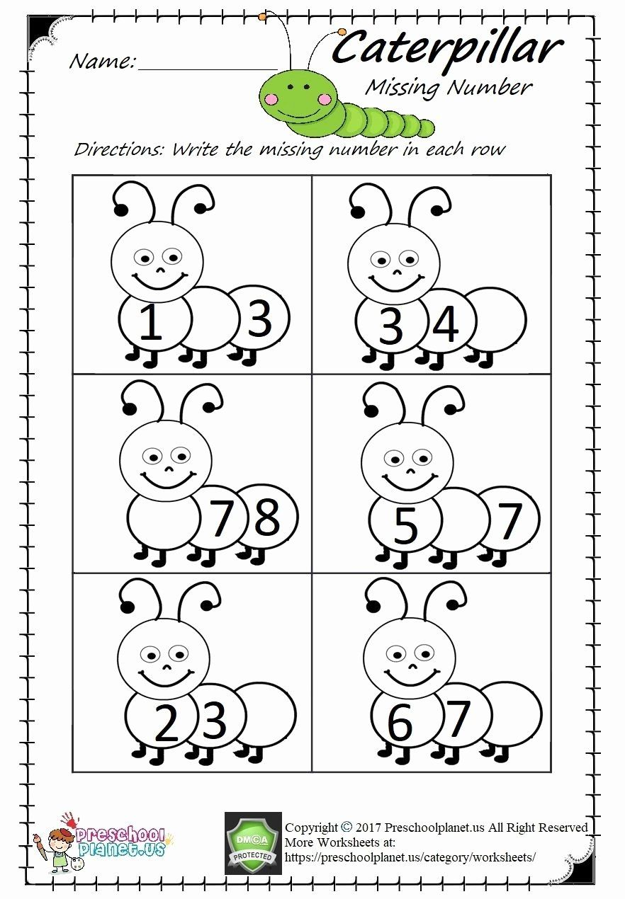 Coloring Activities for Nursery Pdf Beautiful Missing