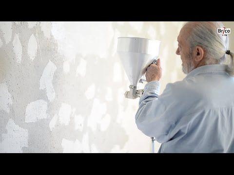 Enduire facilement du ciment avant peinture - Tuto bricolage avec
