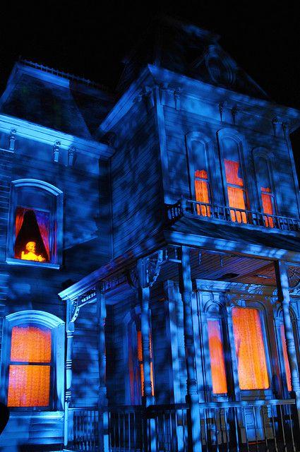 Universal Studios Halloween Horror Nights 2009 Med Billeder Halloweenmakeup
