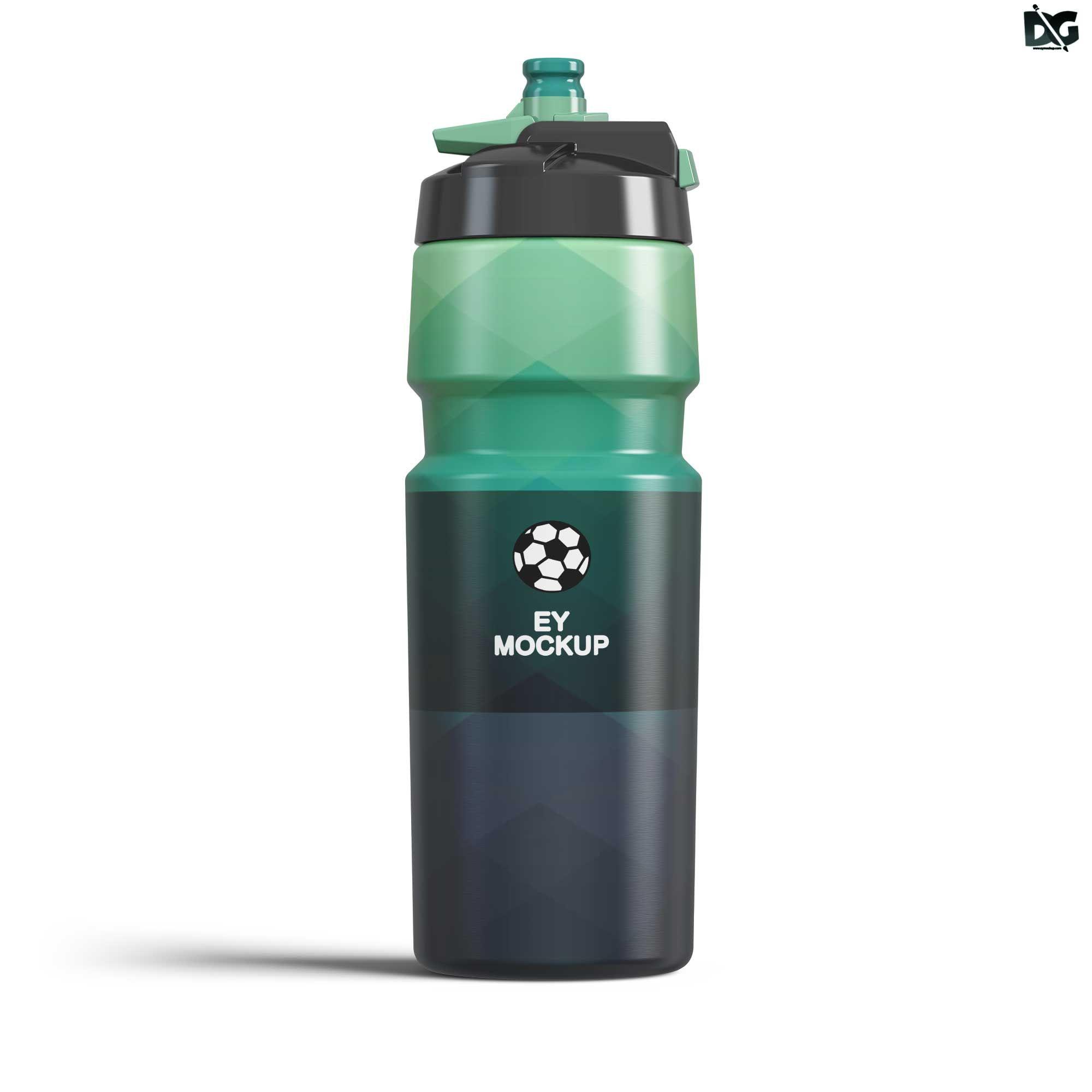 Download Free Psd Sipper Bottle Label Mockup Bottle Bottle Labels Bottle Mockup