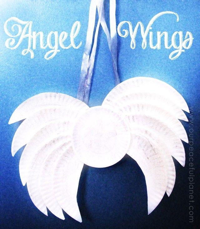 DIY Angel Wings : Strap On A Pair!