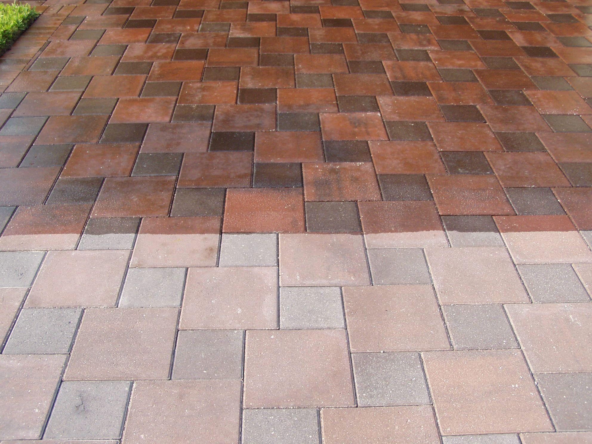 Sealing Pavers Dallas in 2020 Brick pavers, Interlocking