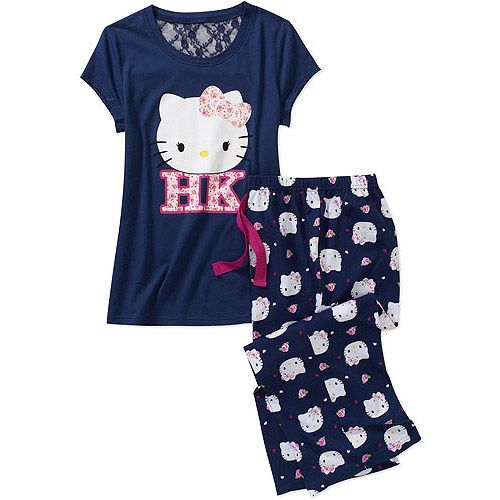 259068ebe Hello Kitty Pjs - a dreamy dorm essential | All You Need is LOUNGE ...