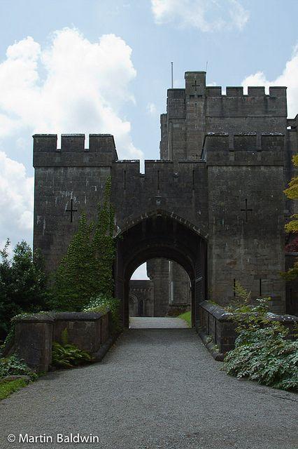 Penrhyn Castle by MartinBaldwin