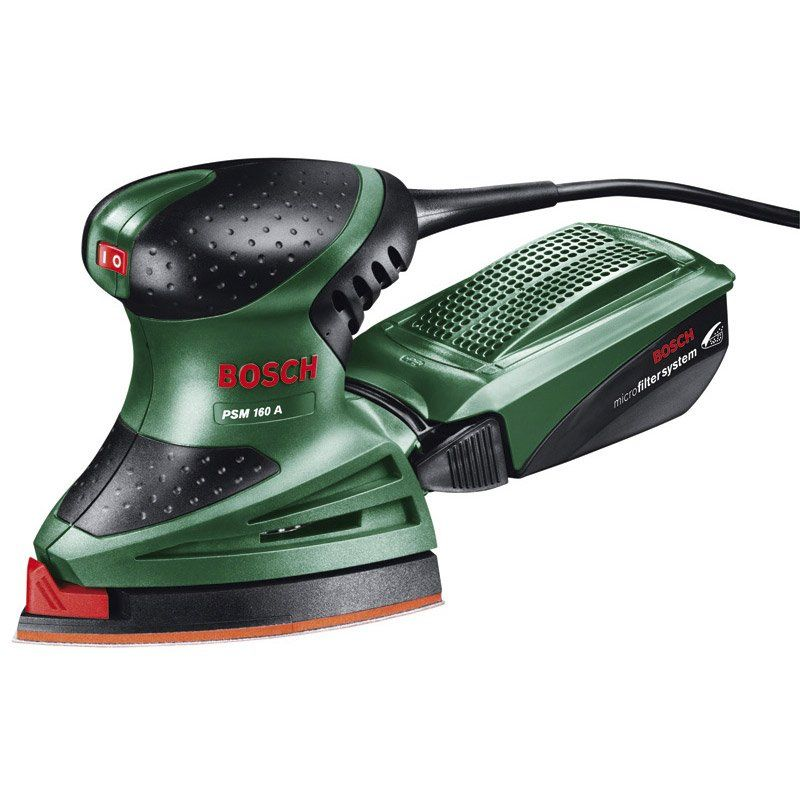 940645c009f0e7 Ponceuse multifonction filaire BOSCH Psm 160a, 160 W   Leroy Merlin ...