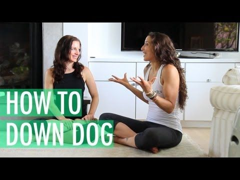 down dog  how to yoga for beginners  adho mukha