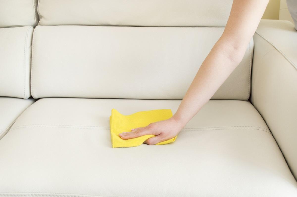 5 Choses A Savoir Pour Bien Nettoyer Un Meuble De Cuir Canape Blanc Cuir