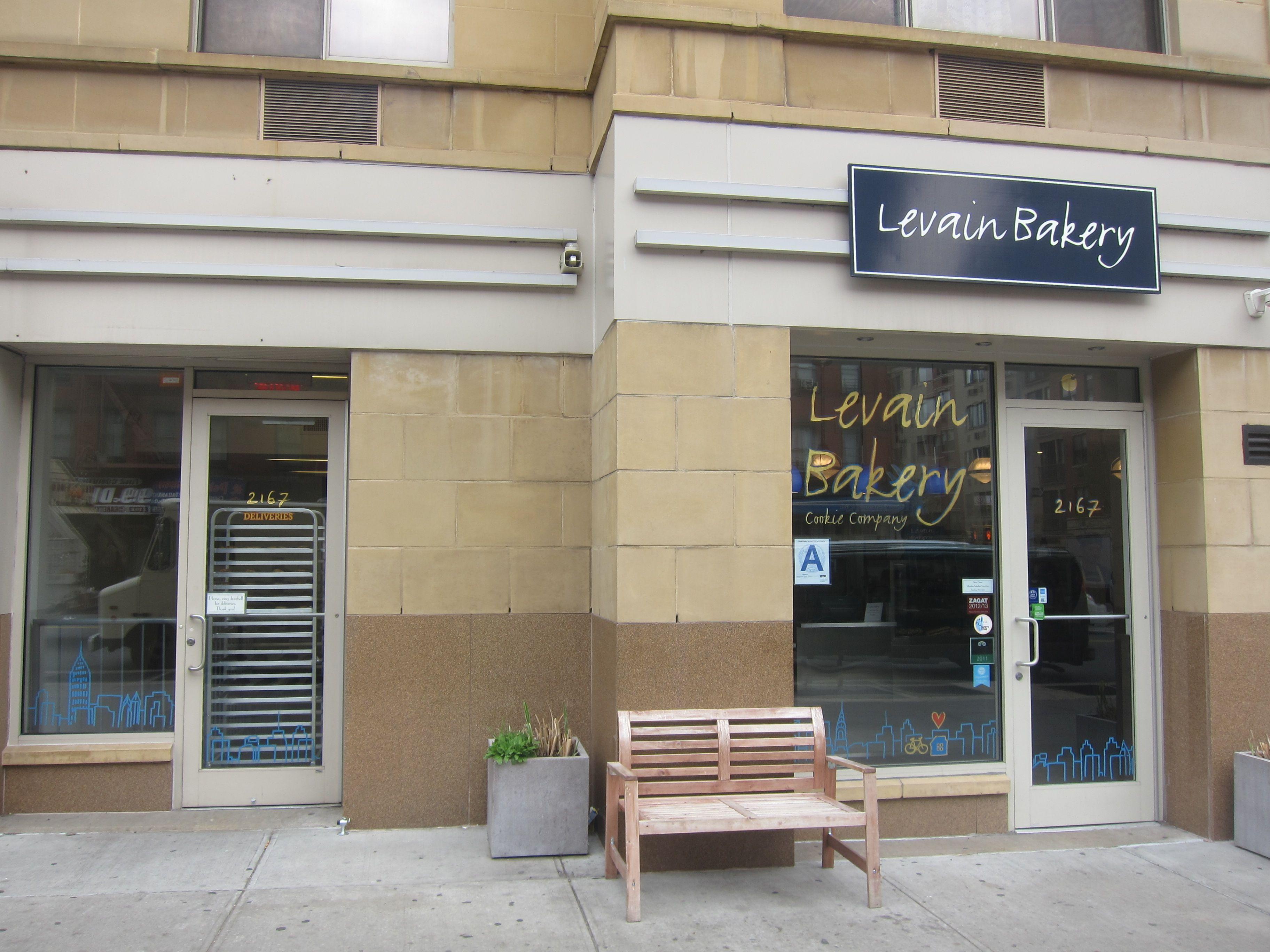 Levain bakery harlem new york ny endo edibles