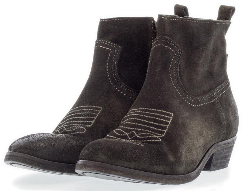 new concept 2e74c e51f9 Mooie lage cowboyboots van Catarina Martins, shop ze nu ...