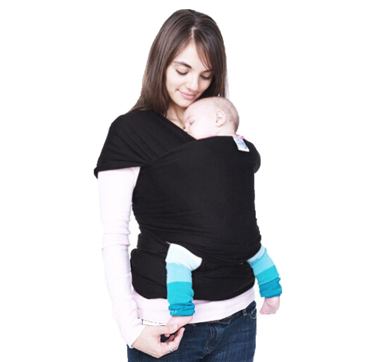 992331950ac Baby Wrap Carrier Marco Brothers Natural Cotton Baby Slings Multiple  Positions Soft and Lightweight Sling for