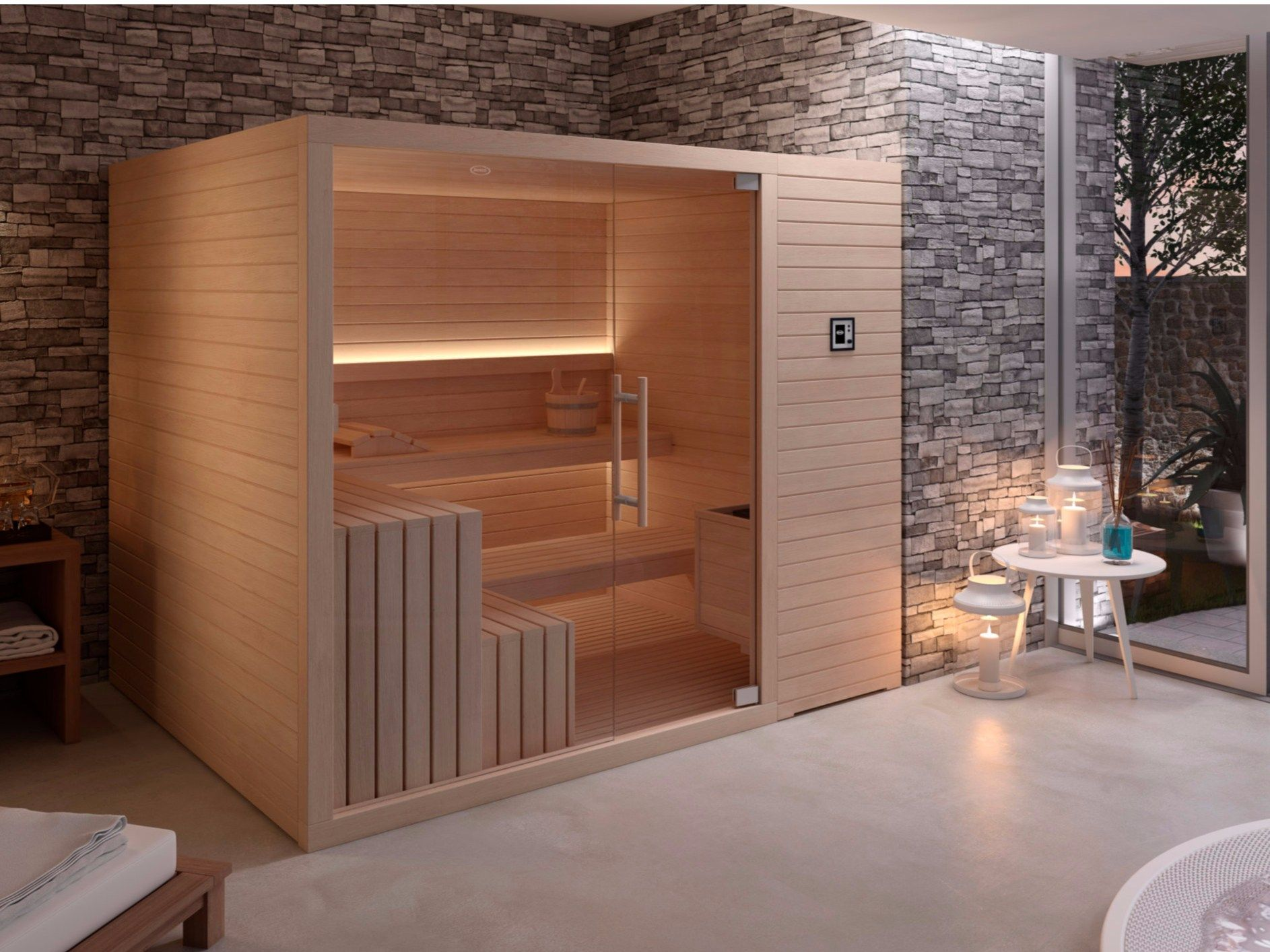 Salle De Bain Spa Sauna ~ sauna mood jacuzzi europe sauna steam room jacuzzi