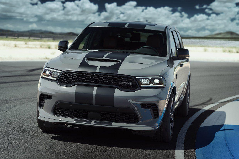 2021 Dodge Durango Srt Hellcat Is A Three Row Drag Racing Machine In 2020 Dodge Durango Srt Hellcat Hellcat Engine