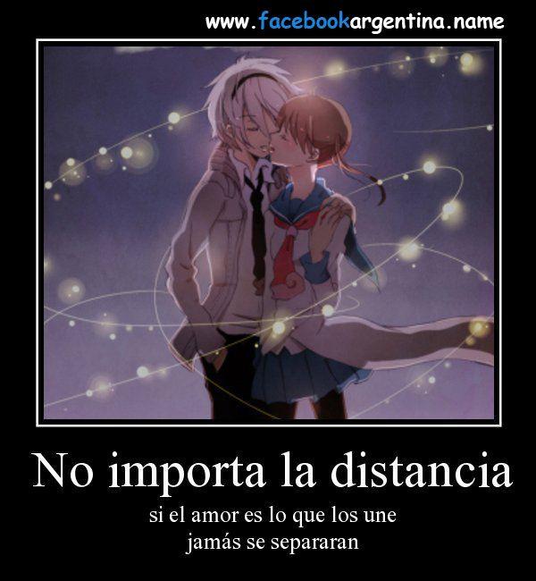 Imagenes De Amor Imagenes De Anime Con Frases De Amor Para