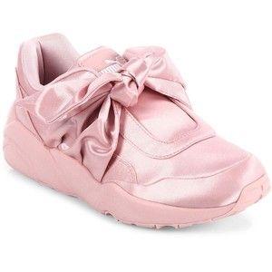 fenty puma shoes pink