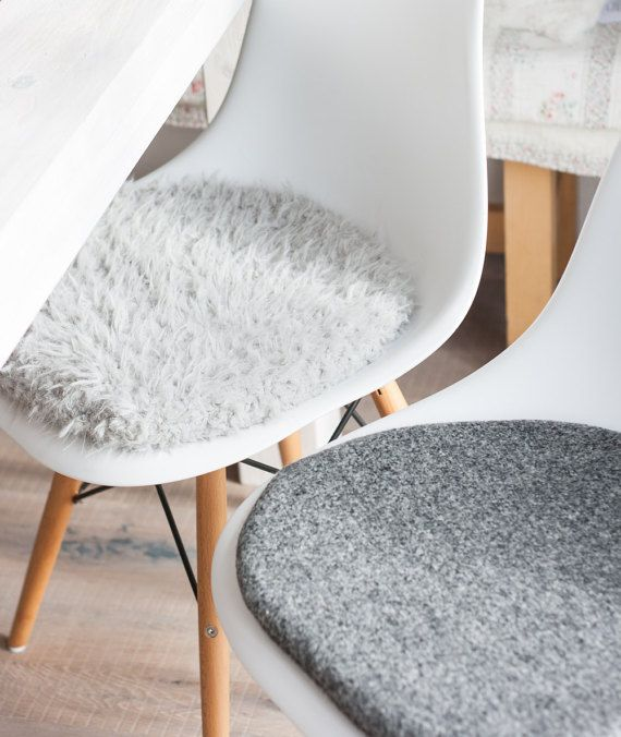 eames chair cushion covers lidl seat for in grey 2019 loft ideas cushions of suitable by pomponettiinterior