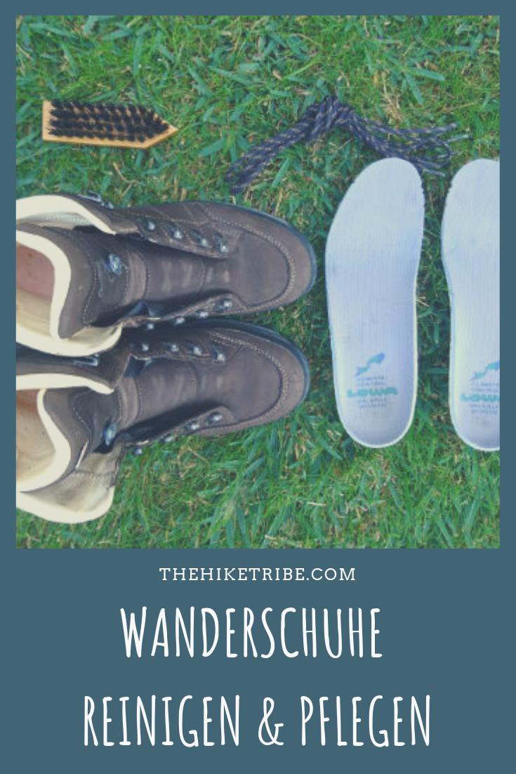 Photo of Wanderschuhe richtig pflegen