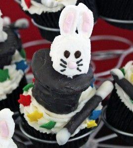 Magic birthday party cupcake I can actually make!