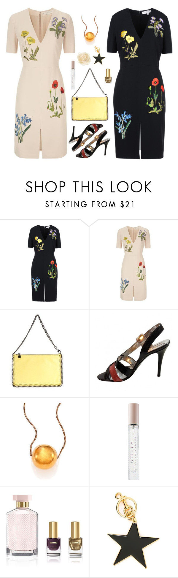 """""""Stella Day & Night"""" by molly2222 ❤ liked on Polyvore featuring STELLA McCARTNEY, women's clothing, women, female, woman, misses, juniors and StellaMcCartney"""
